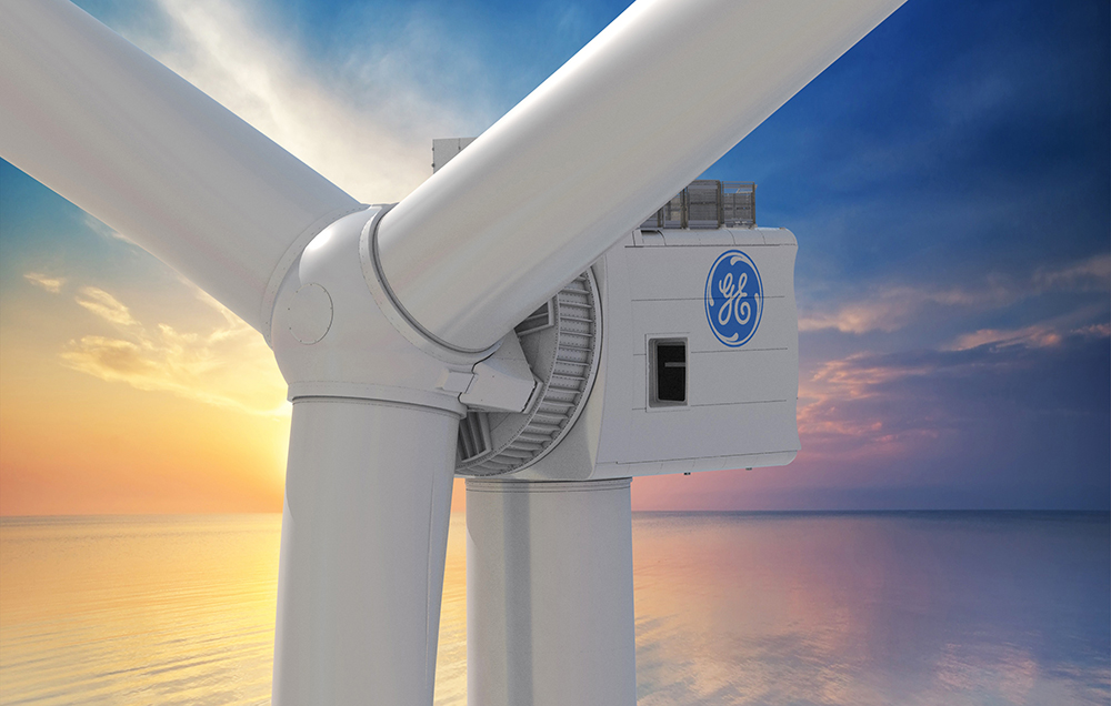 MEET THE GE HALIADE-X 12 MW WIND TURBINE