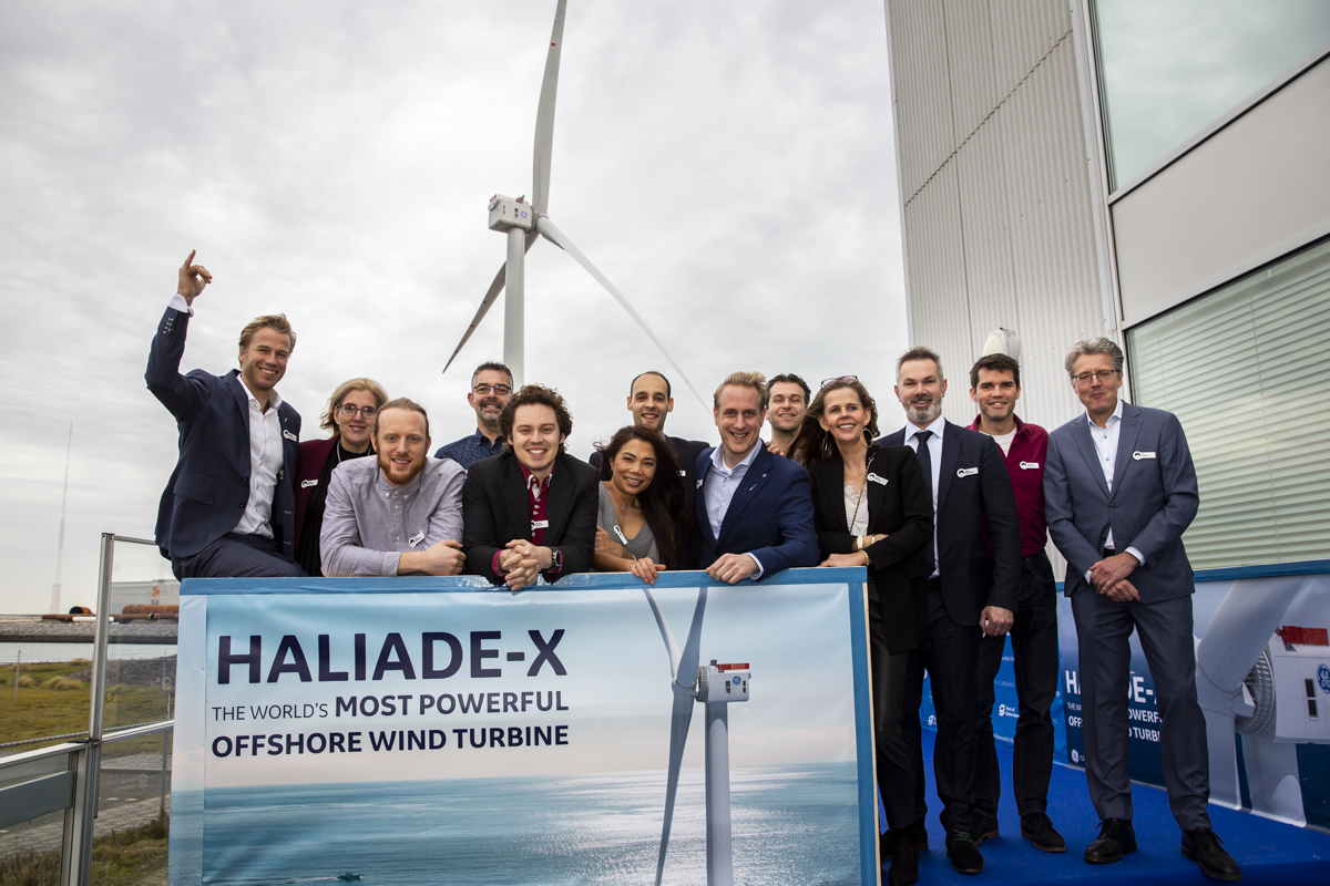 Futurewind celebrates inauguration Haliade-X 12 MW