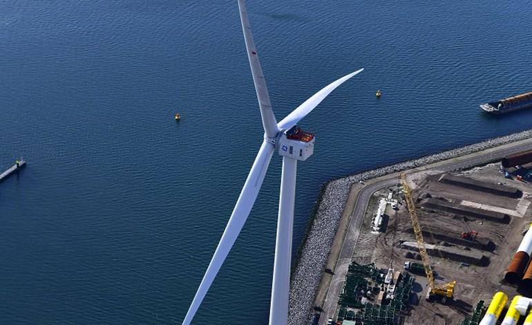 Eneco purchases electricity Haliade-X prototype